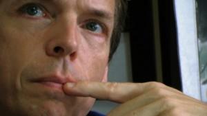 Richard Moat Pensive Finger Mouth
